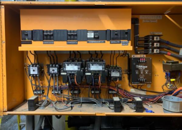 Refrigeration Control Rack, To Include Refrigeration